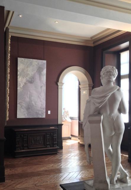 Musée de Bernay, dialogue avec la collection - 2014