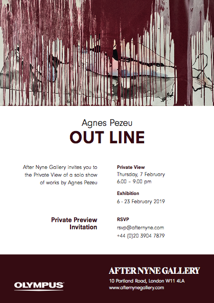 Invitation After Nyne Gallery - London - 2019