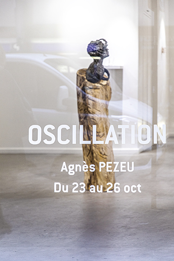Catalogue Agnès Pezeu OSCILLATION 24Beaubourg 2019