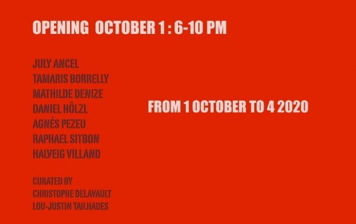 Caresser les murs @StudioA Octobre 2020